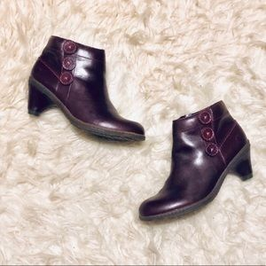 Dr Martens Jenna Dia Leather Ankle Boots